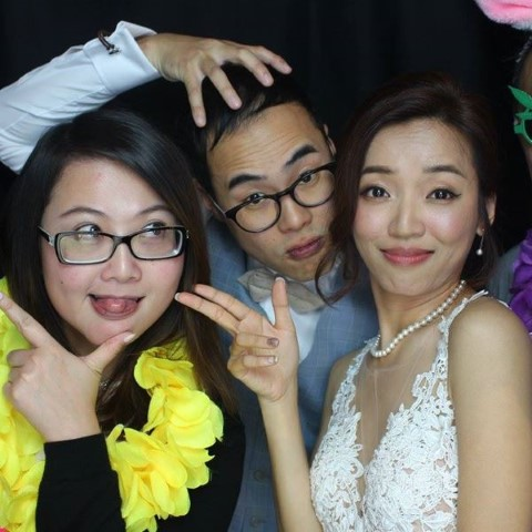 Photo booth hire wedding Melbourne
