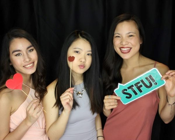 21st birthday party photo booth hire