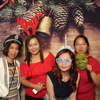 Corporate events photo booth