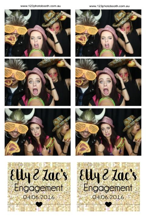 Elly zac party