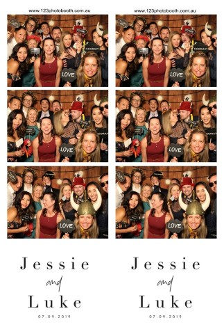 Party photo booth hire melbourne