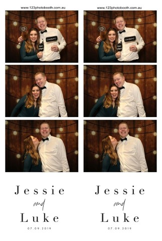 Photo booth hire wedding