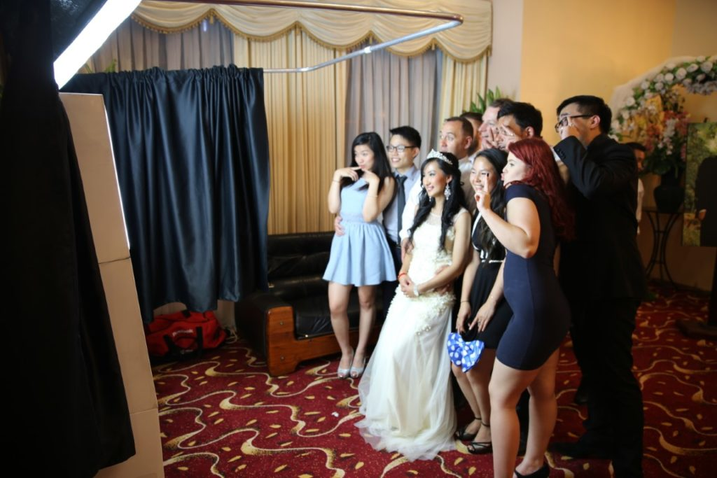 Photo booth hire services in Melbourne