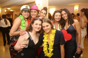 Photo booth hire college party