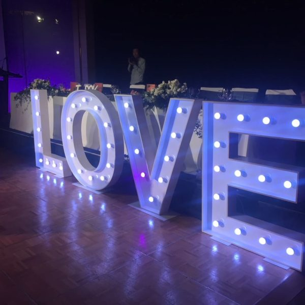 Wedding Love Letter Hire Melbourne