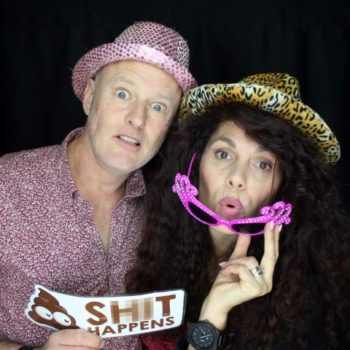 backdrop photo booth hire