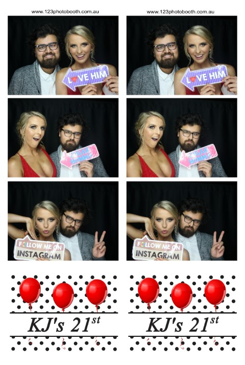 celebrations photo booth