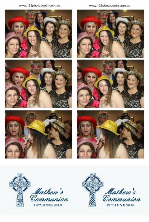 melbourne cbd photobooth
