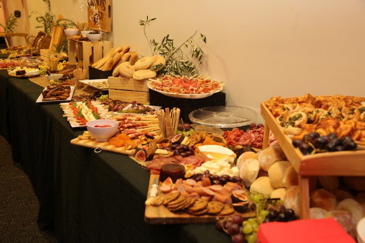 party food photo booth hire