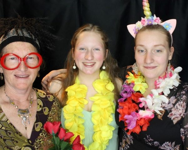 photo booth college ball hire Melbourne
