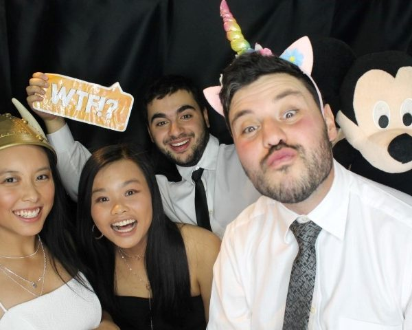 Photo booth corporate event hire Melbourne