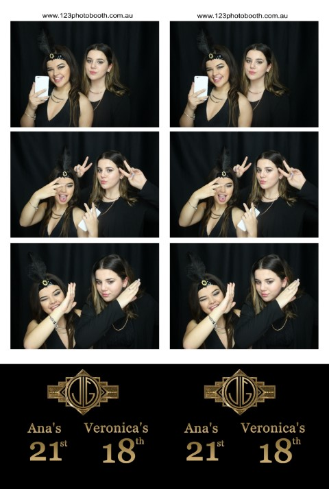 photobooth with attendant