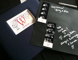 Photo booth Guestbook
