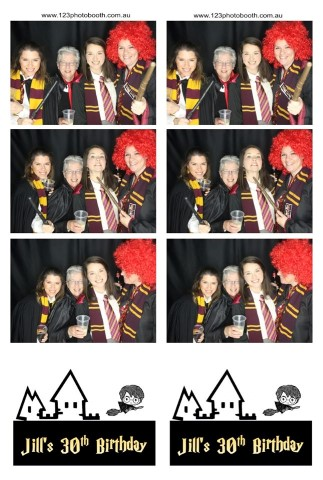 theme party photo booth hire melbourne