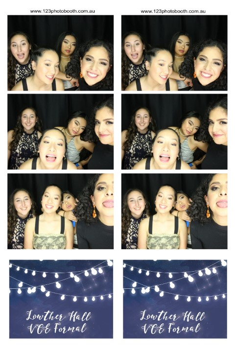 uni ball photo booth hire